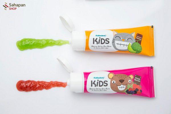 Kolbadent Kids Hokkaido Melon 012